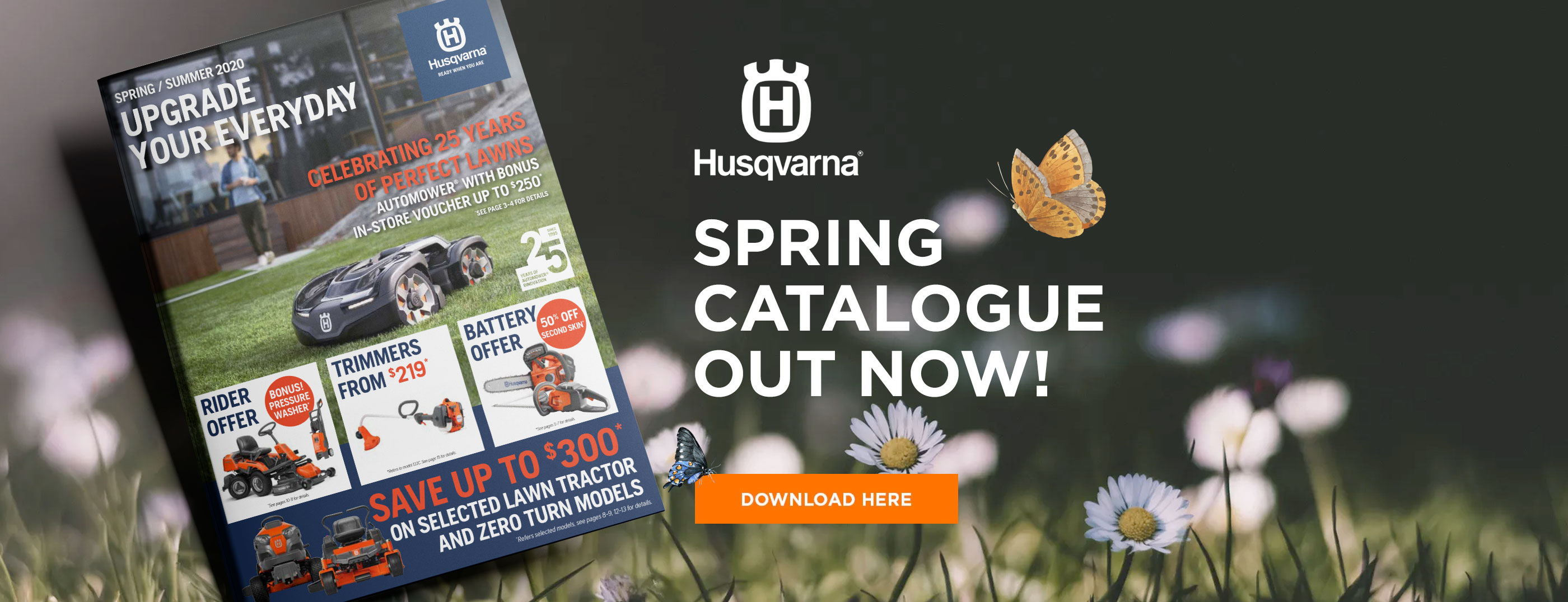 Spring Catalogue