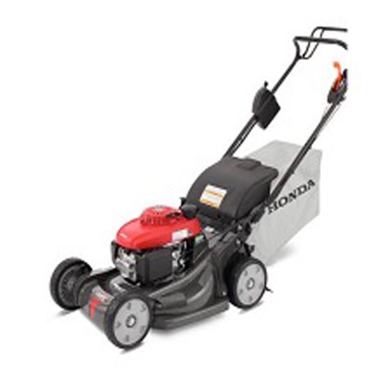 Key Start Lawn Mowers