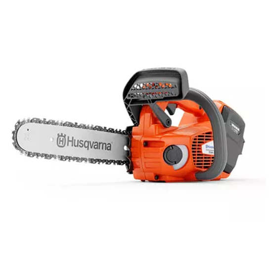 husqvarna battery powered chainsaws